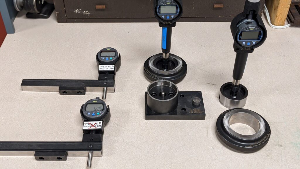 Variable Depth Gages